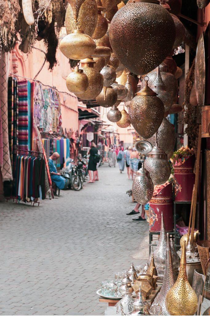 Zoco, Marrakech.