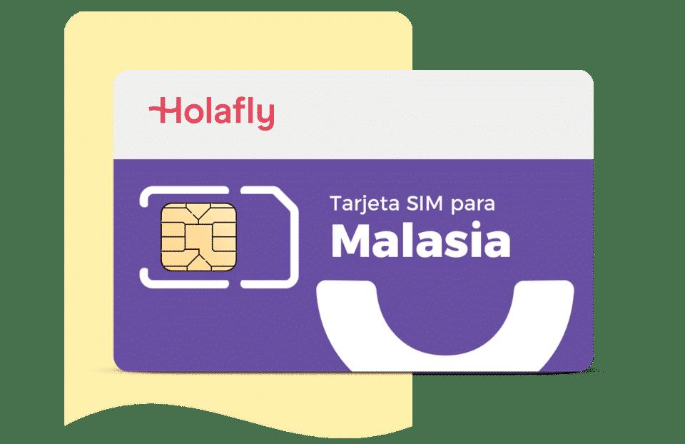 Tarjeta SIM para Malasia de Holafly