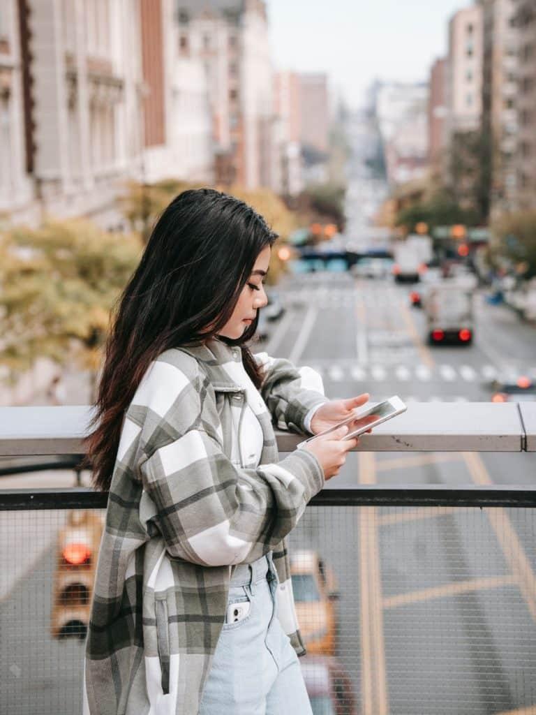 Pasea por las calles de Singapur con tu GPS tranquila