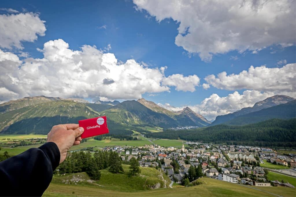 roaming suiza conexión a internet