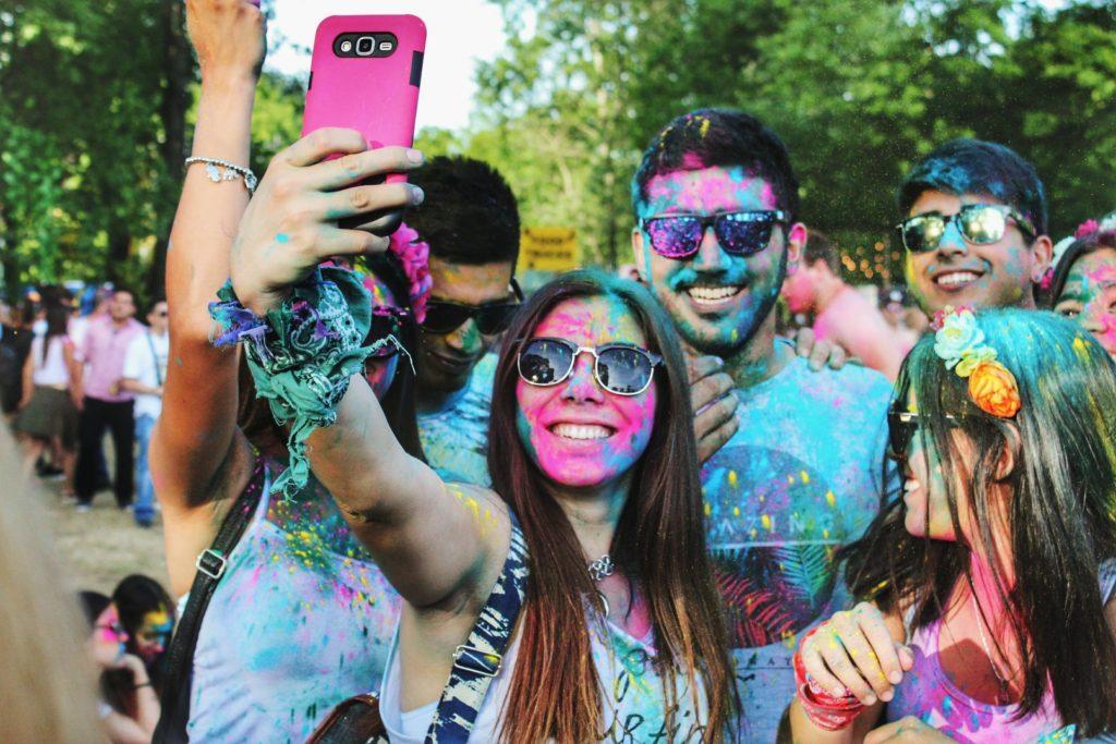 Festival We Color, La Lonja, Argentina