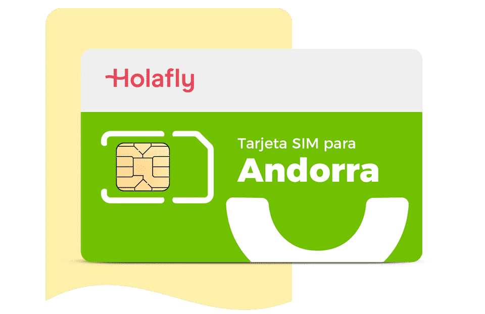 tarjeta sim datos andorra holafly, internet, móviles
