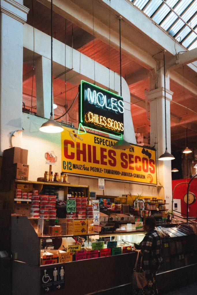 tienda moles chiles mexico