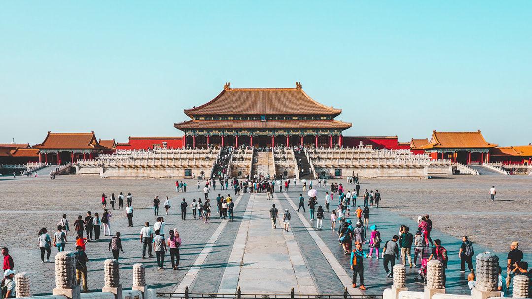 China Koffer