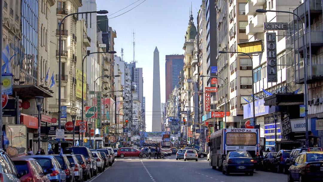 Roaming in Argentinien