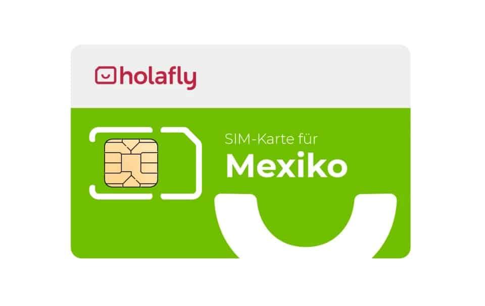 mexiko sim karte holafly