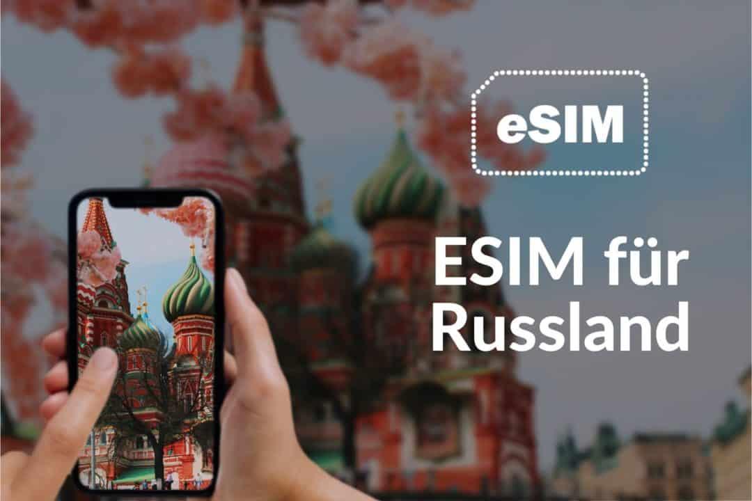 ESIM für Russland