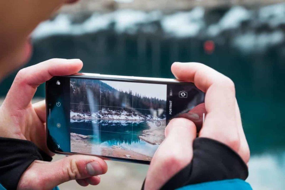 ESIM mit Handy für Internet in der Schweiz