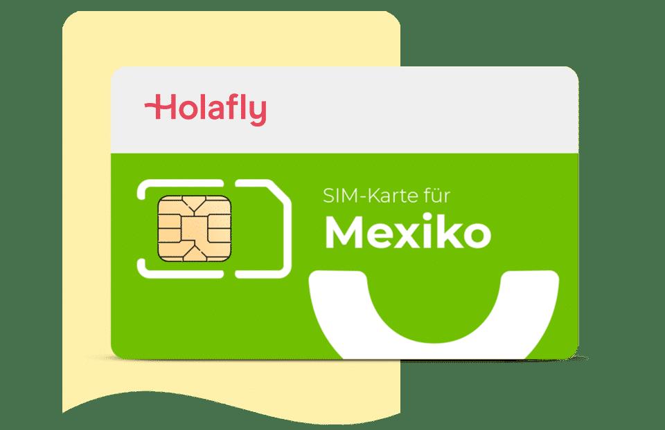 SIM-Karte Mexiko