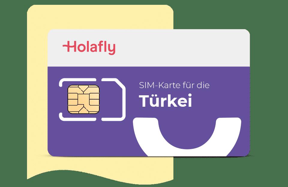 SIM-Karte Türkei