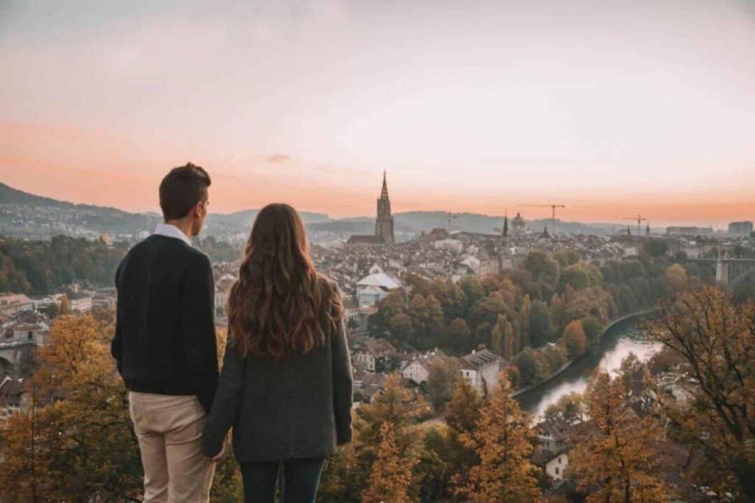 Los Traveleros in Bern, Schweiz