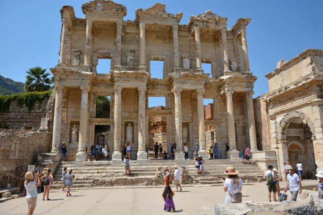 Ruinen von Türkei