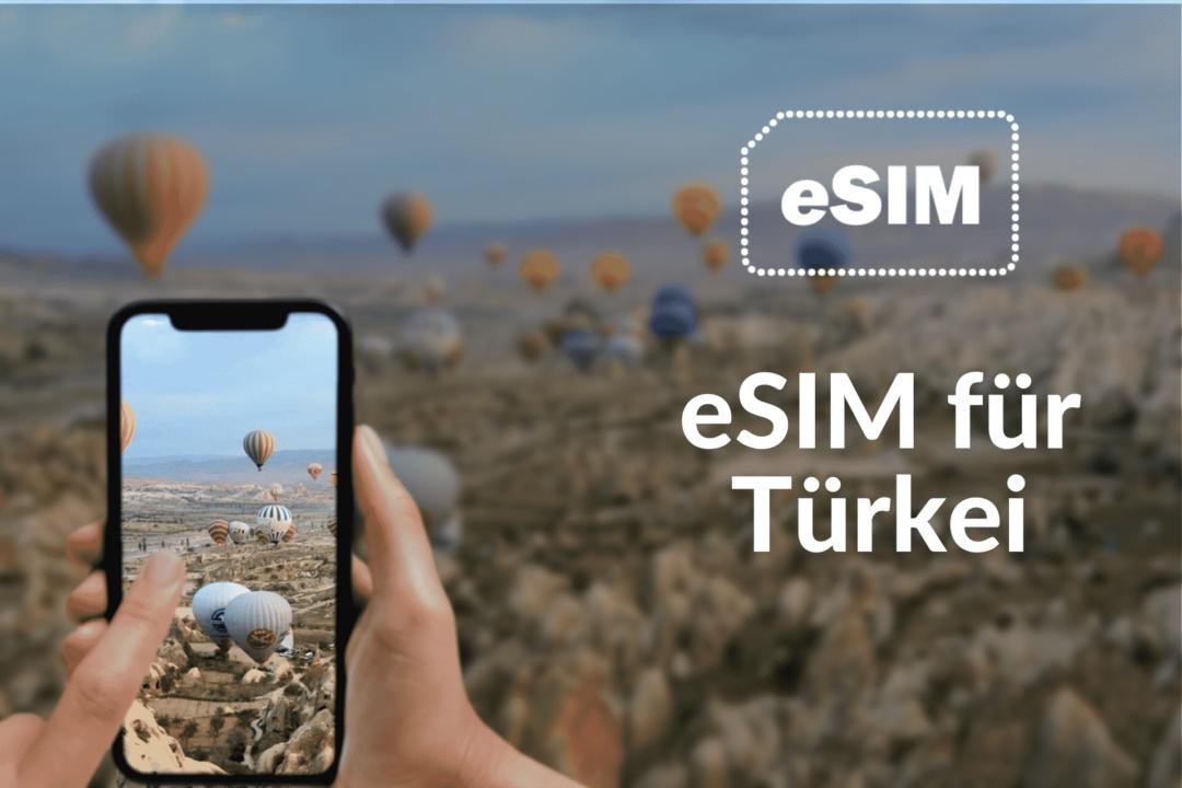 eSIM Türkei