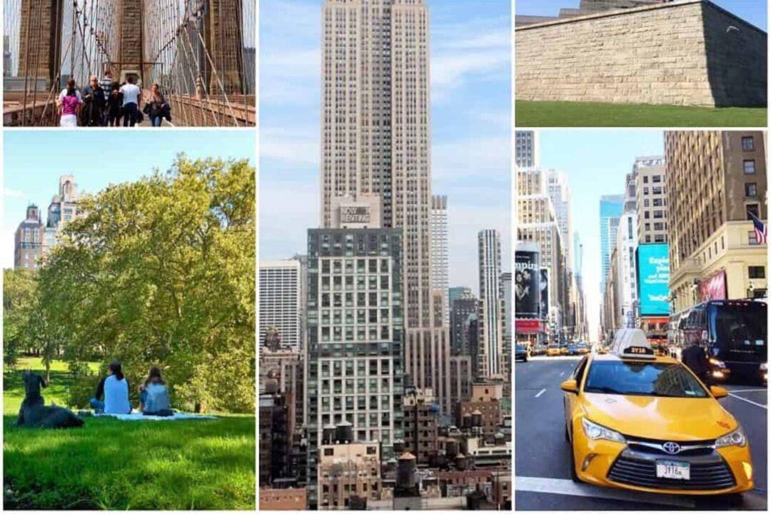 Sehenswürdigkeiten in NYC von voyanyc