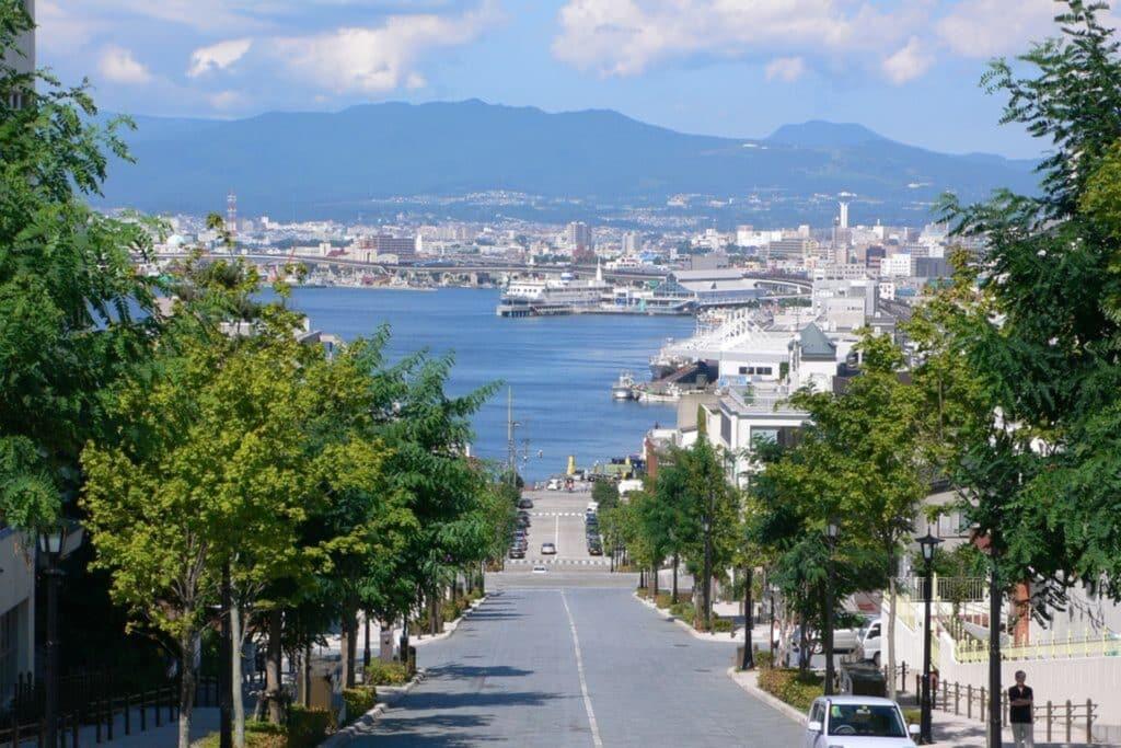 Hakodate Japan Wasser