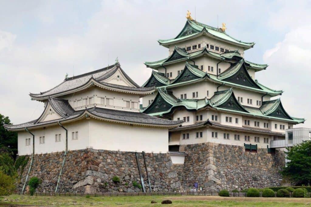 Nagoya Castle Japan
