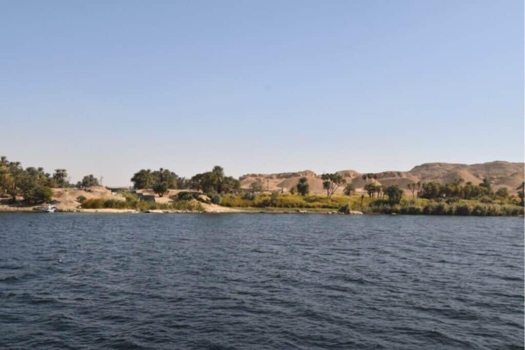 Der Fluss Nil