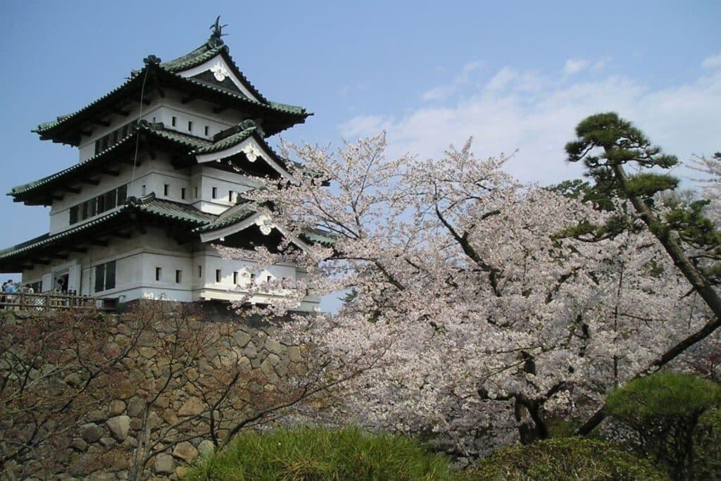 Aomori in Japan