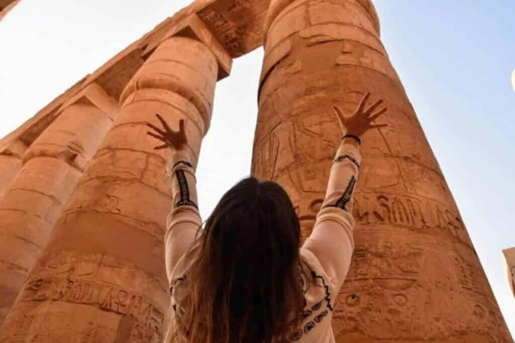 Lety Tempel Ägypten