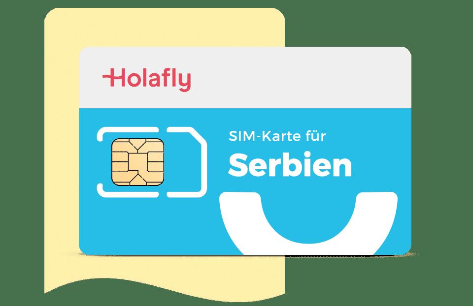 SIM Karte Serbien