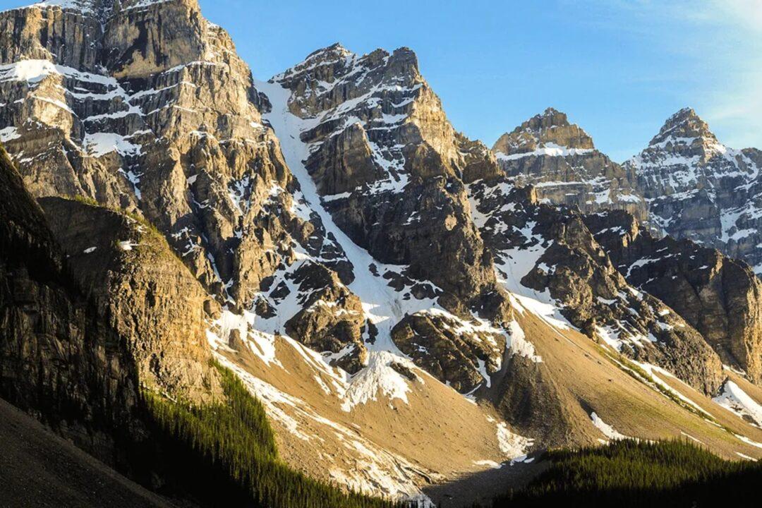 Internet in den Bergen von Kanada mit Holafly