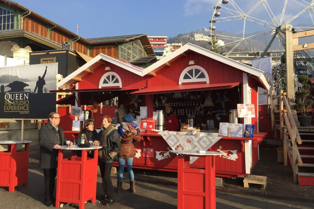 weihnachtsmarkt schweiz in montreux schweiz