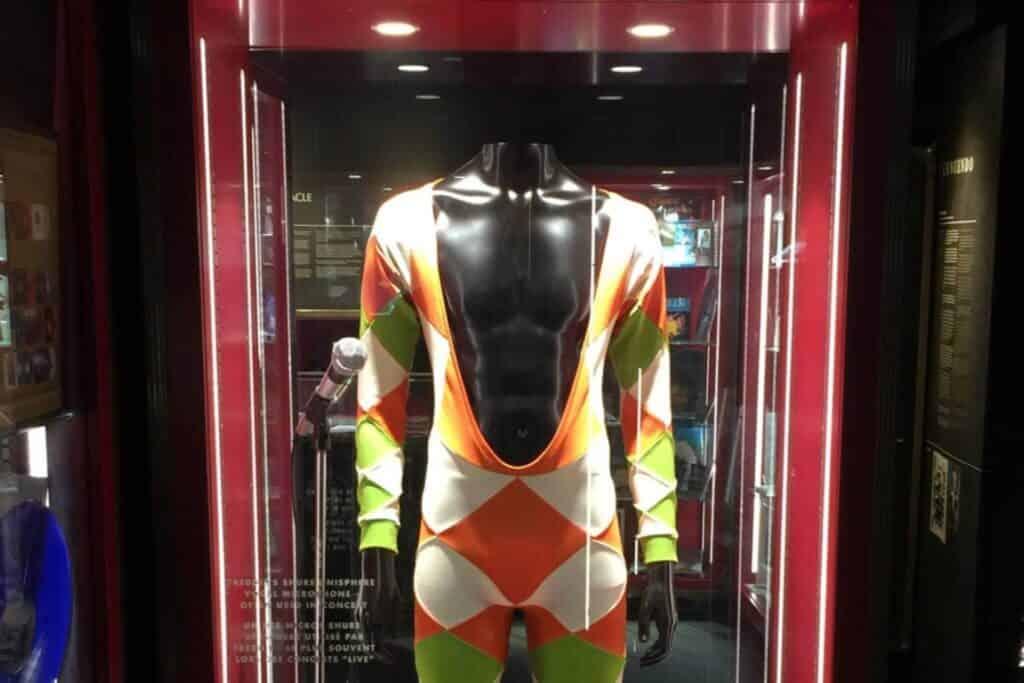 Queen Ausstellung in Montreux