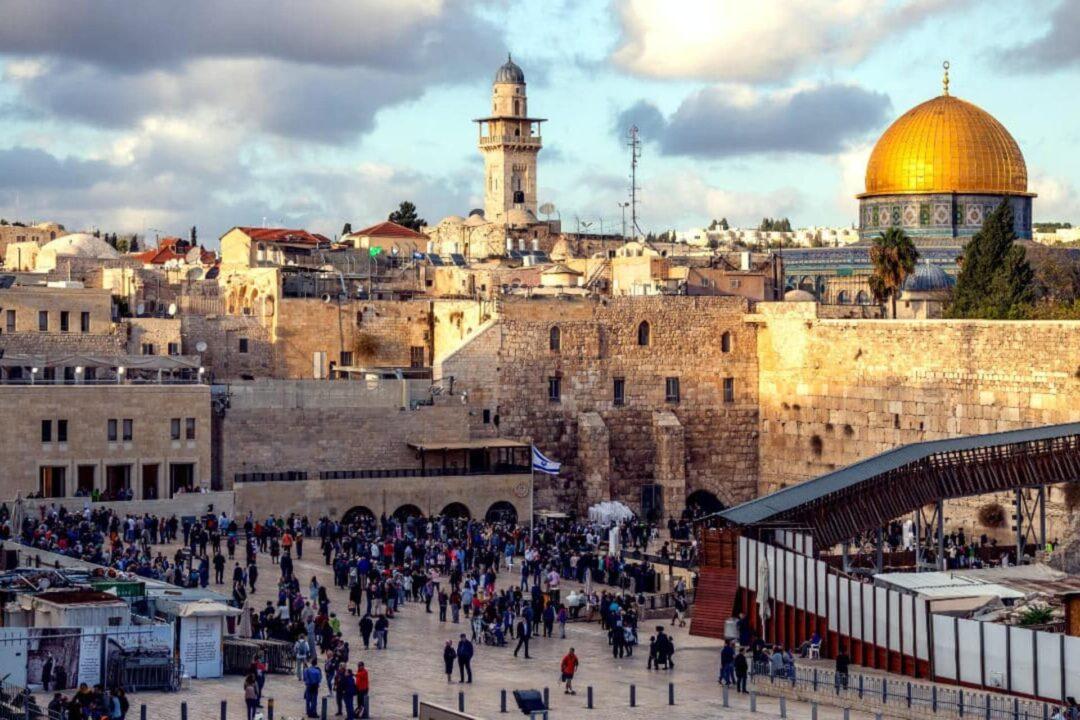 Roaming in Jerusalem, Israel