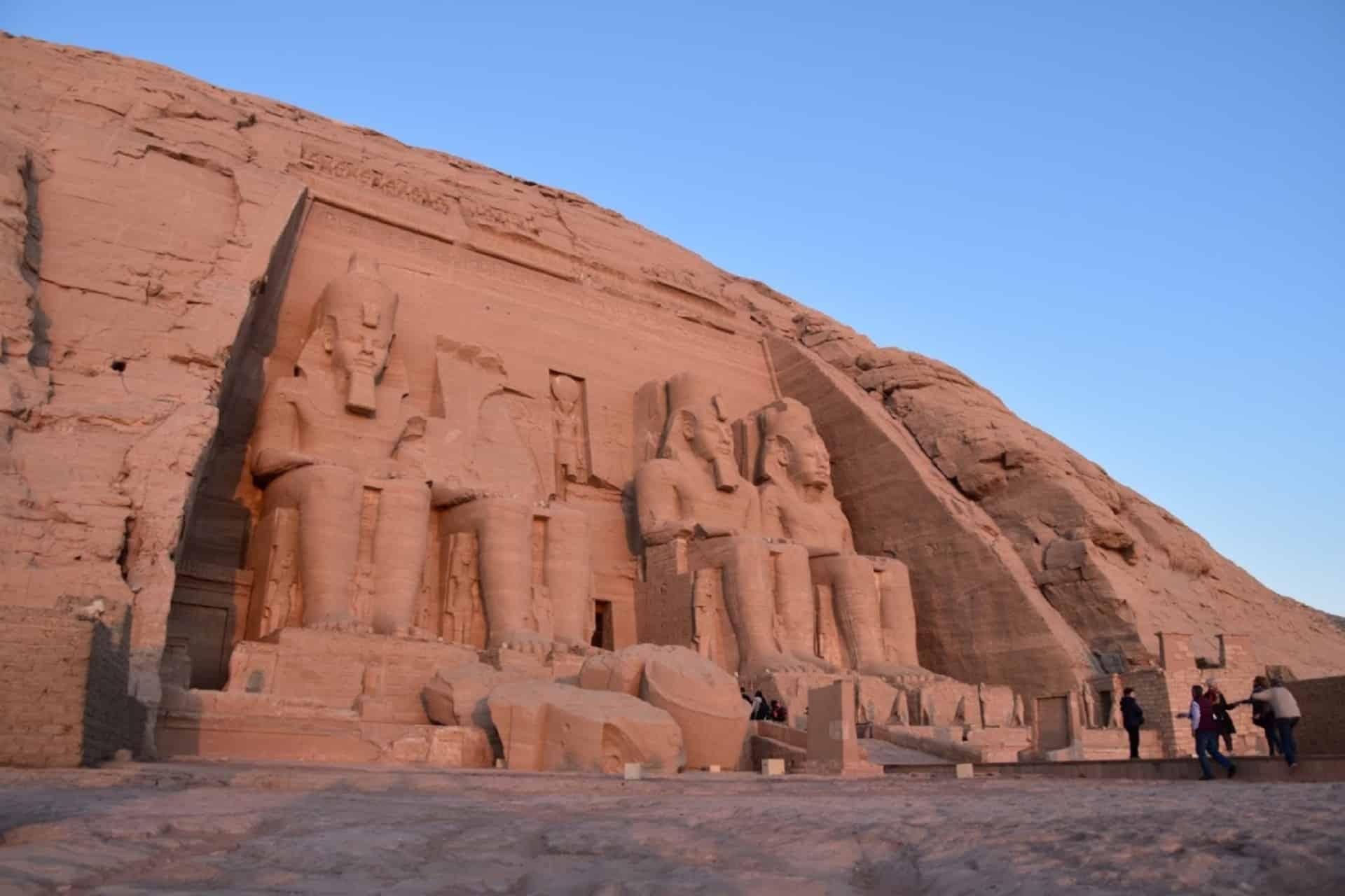 Tempel und Sehenswürdigkeiten in Ägypten