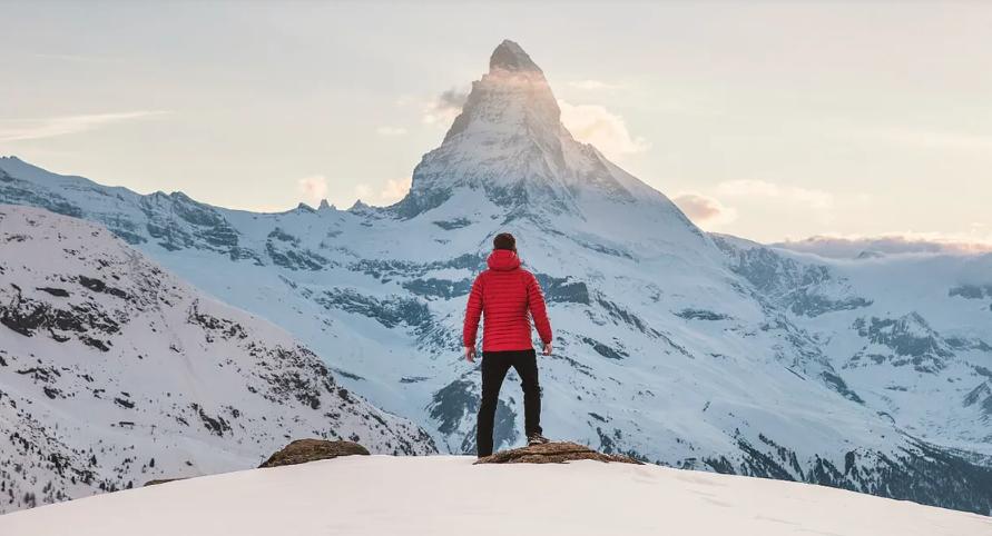 mont cervin suisse