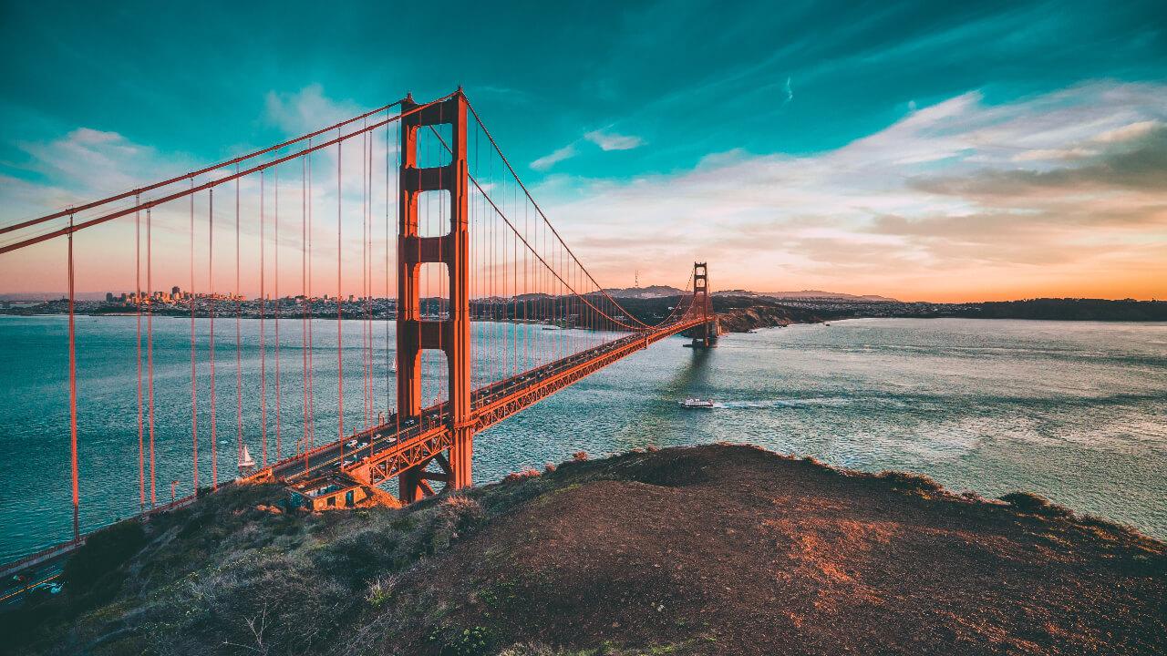 États-Unis chicago Golden Gate