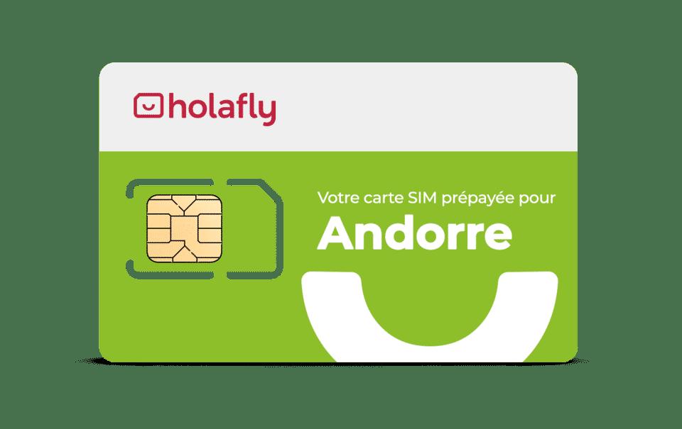 Données SIM de Holafly