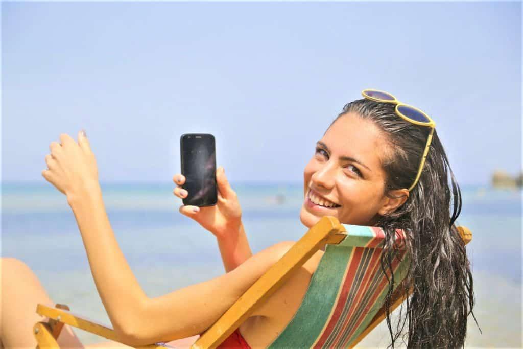 Apportez votre téléphone portable et une carte SIM aux Philippines.
