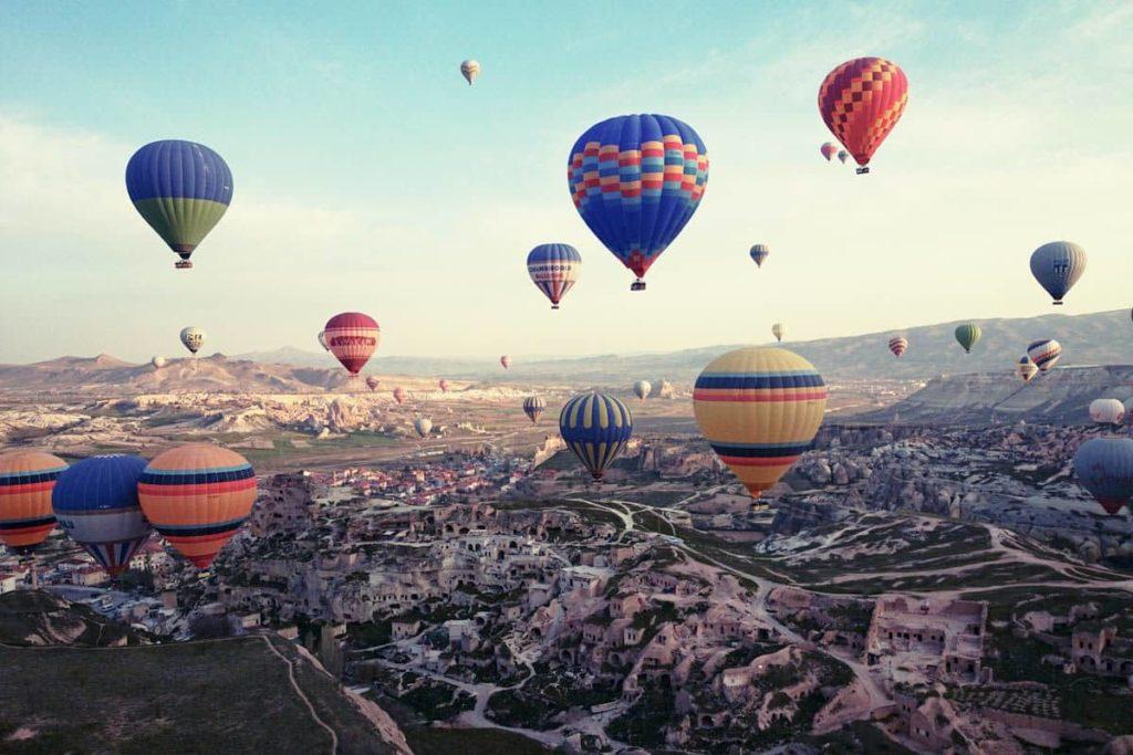 Cappadoce-Ver Turquie