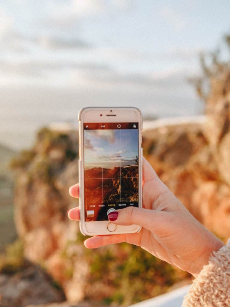 Prenez votre portable et partagez les meilleures photos