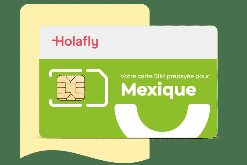 Carte SIM prépayée Holafly, acapulco mexique