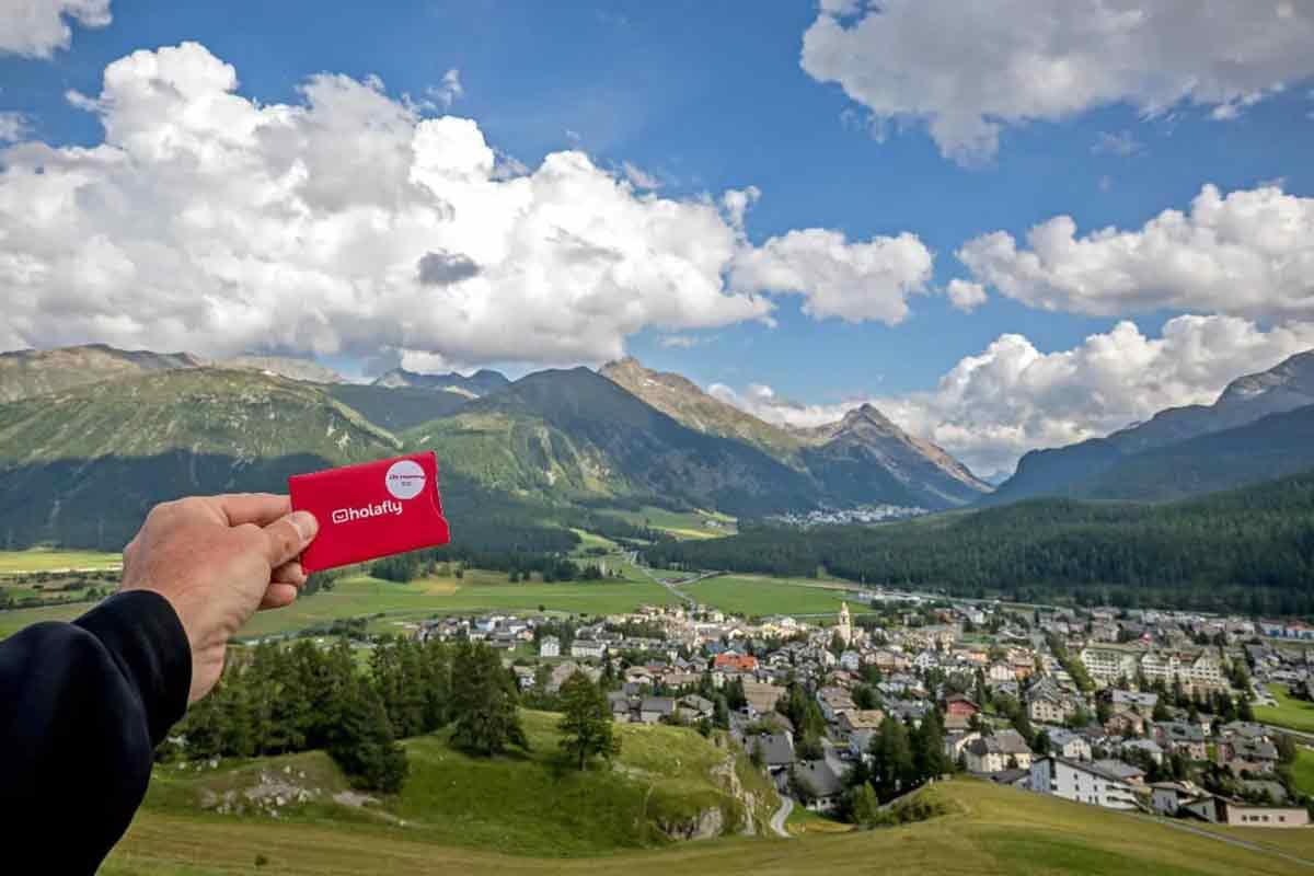 meilleures cartes SIM prépayées pour voyager en Suisse