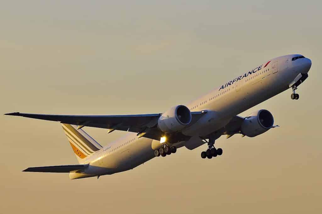 avion air france paris orly