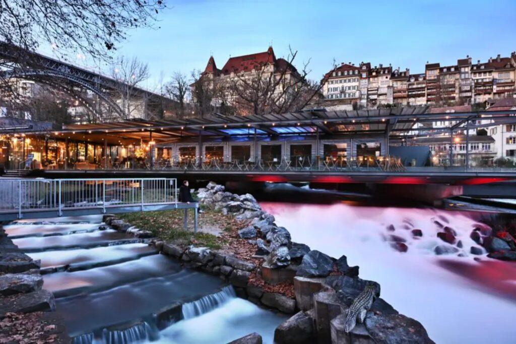 ville de berne en suisse