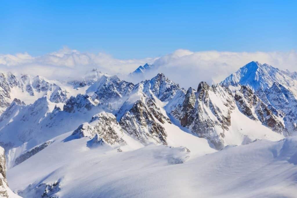 Montagne Titlis, que voir suisse